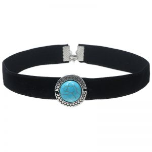 Choker Trendy Turquoise