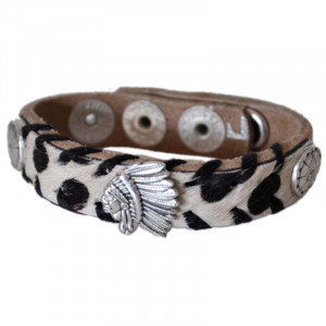 Armband Furry Indian