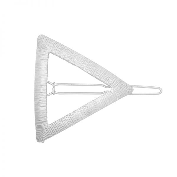 Hairclip Metal Triangle
