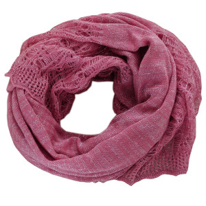 Scarf Sparkle Pink