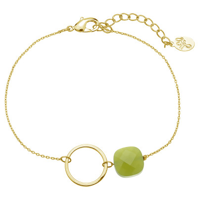 Bracelet Circular Beauty Gold