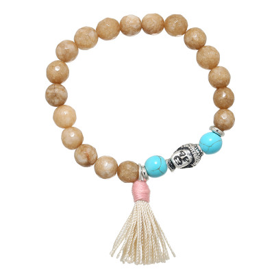Bracelet The Beads & The Buddha