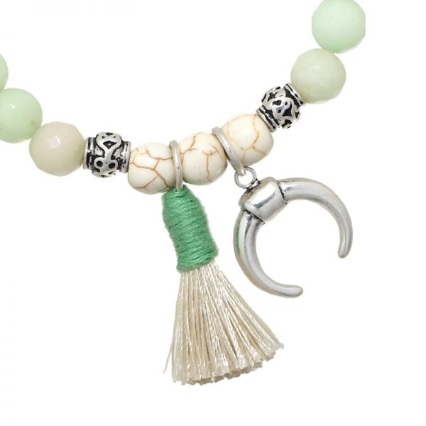 Armband The Beads & The Horns