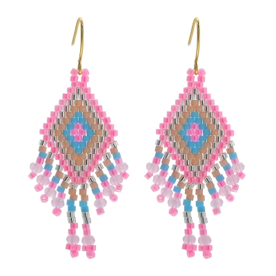 Boucles d'oreilles Indian Summer