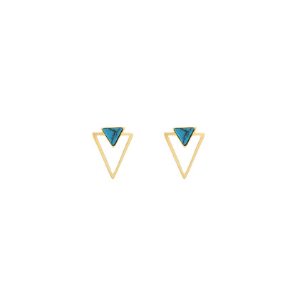 Earrings Mini Triangle