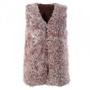 Gilet Fake Furry