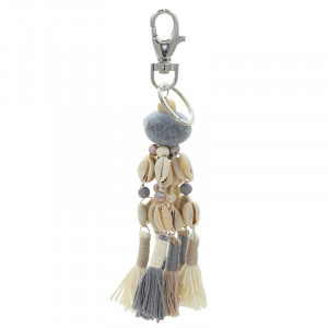 Key Chain Shell Tassles