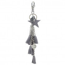 Key Chain Stars and Tassles