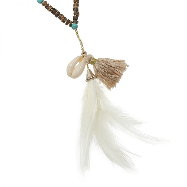 Necklace boho sweetness