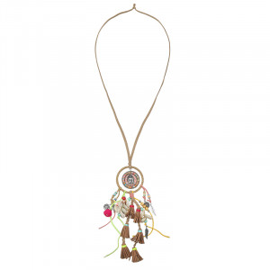 Necklace Buddha Tassels