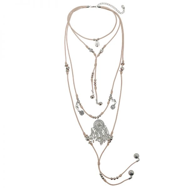 Collier Chain Explosion