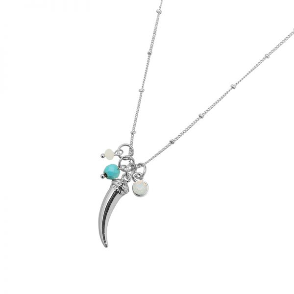 Necklace Charming Turquoise