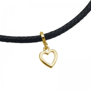 Ketting Choker Little Heart