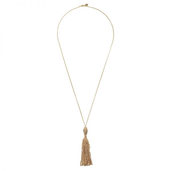 Collier Flying Buddha