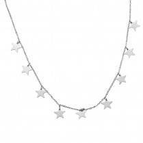 Necklace Lots of Stars