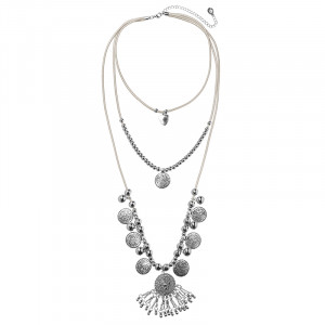 Necklace Silver Queen