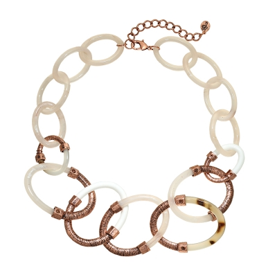 Kette Statement Circles
