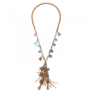 Necklace Tassels Parade