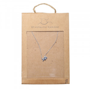 Ketting Tiny Silver Elephant