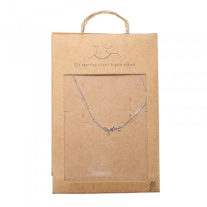 Ketting Tiny Silver Love