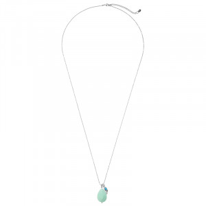 Necklace Turquoise Charms