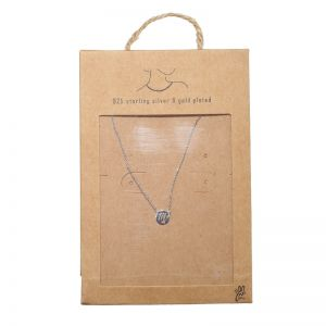 Ketting Zodiac Sign Virgo