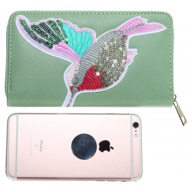 Wallet Summer Bird