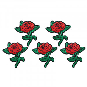 Jeans Patch Lovely Rose