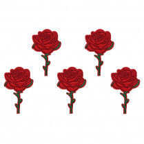Jeans Patch One Rose