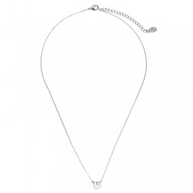 Collier Tiny Silver Peace