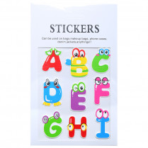 Stickers Alphabet A - I