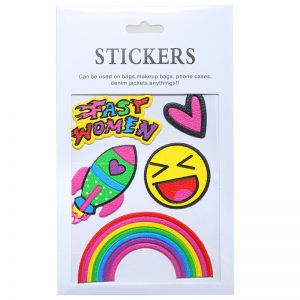 Stickers Fast Women