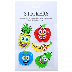 Stickers Happy Fruit
