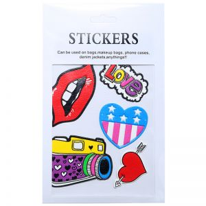 Stickers It's all about love