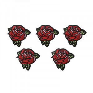 Jeans Patch Little Rose