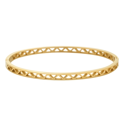 Bracelet Triangles on Top