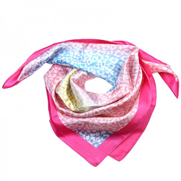 Scarf Happy Print