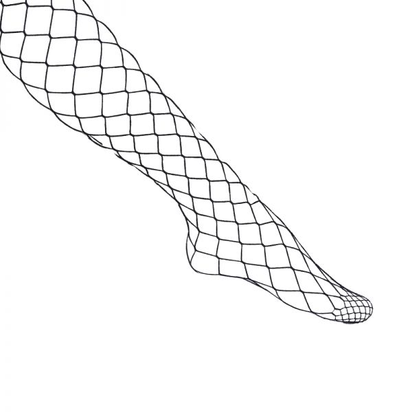 Tights fashionable fishnet