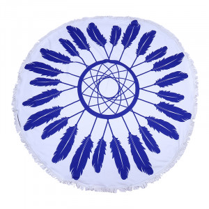 Beach Towel Dreamcatcher