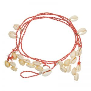 Cheville Bracelet Beachy Shells