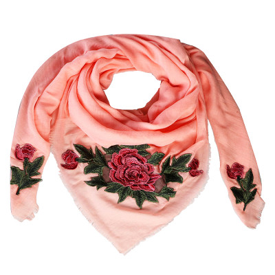 Scarf Beautiful Rose