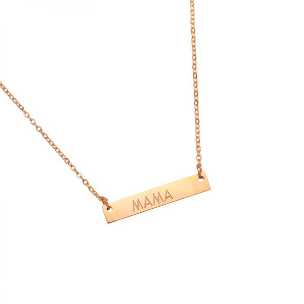 Necklace Mama Tag