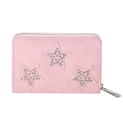 Wallet Sweet Small Stud Stars