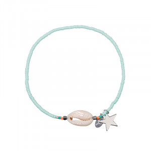 Ankle Strap Beads & Beach