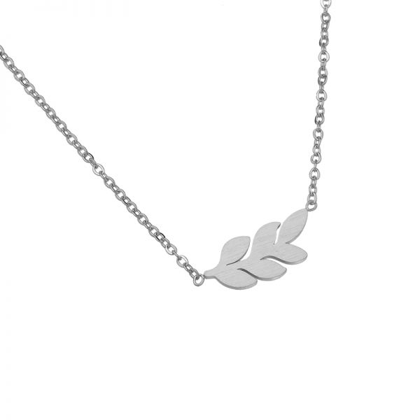 Necklace Sweet Leaves