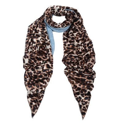 Scarf Adorable Animalprint
