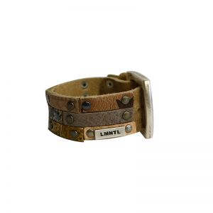 Armband Heavy Studs Large