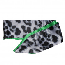 Scarf Green Panther