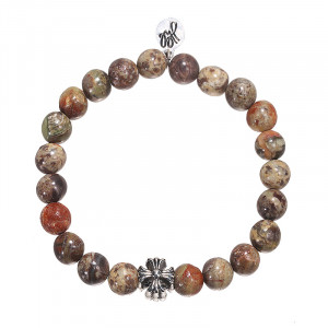 Bracelet Earth Flower
