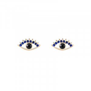 Earrings Sparkly Eye
